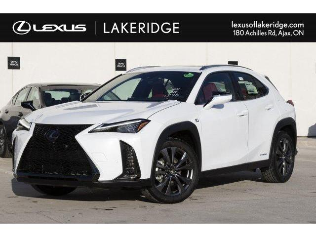 2019 Lexus UX 250h Base (Stk: L19359) in Toronto - Image 1 of 30