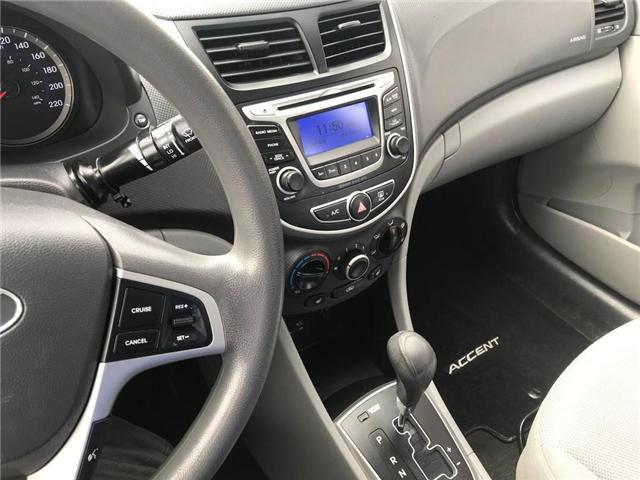 2014 Hyundai Accent  (Stk: N1405A) in Hamilton - Image 10 of 11
