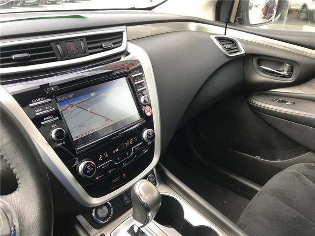 2017 Nissan Murano SV (Stk: N1431) in Hamilton - Image 2 of 12
