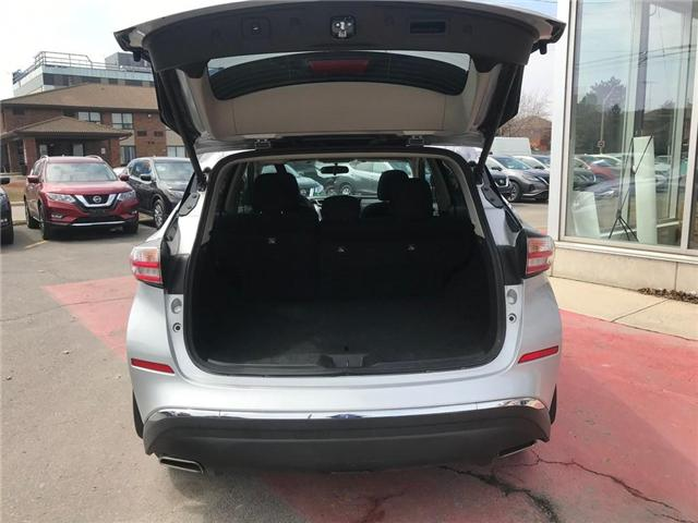 2017 Nissan Murano SV (Stk: N1431) in Hamilton - Image 4 of 12