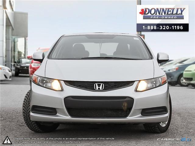 2012 Honda Civic EX-L (Stk: MUR935B) in Kanata - Image 2 of 28