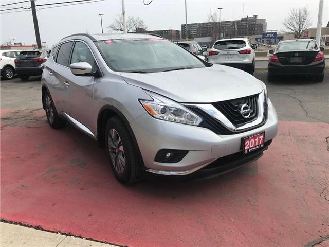 2017 Nissan Murano SV (Stk: N1431) in Hamilton - Image 9 of 12