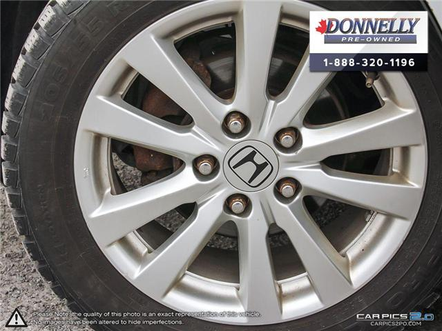 2012 Honda Civic EX-L (Stk: CLMUR935B) in Kanata - Image 6 of 28