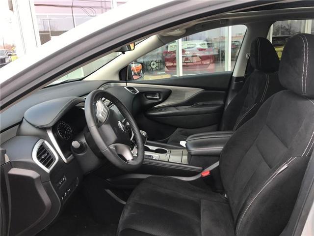 2017 Nissan Murano SV (Stk: N1431) in Hamilton - Image 11 of 12