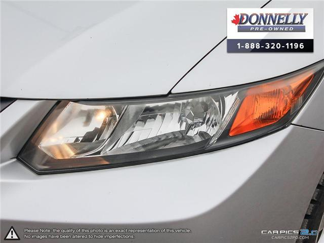 2012 Honda Civic EX-L (Stk: MUR935B) in Kanata - Image 9 of 28