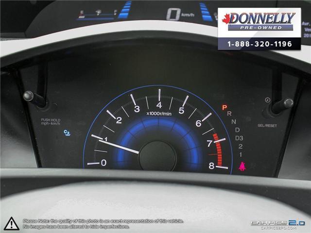 2012 Honda Civic EX-L (Stk: CLMUR935B) in Kanata - Image 15 of 28