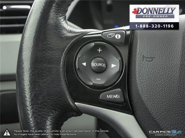 2012 Honda Civic EX-L (Stk: MUR935B) in Kanata - Image 18 of 28