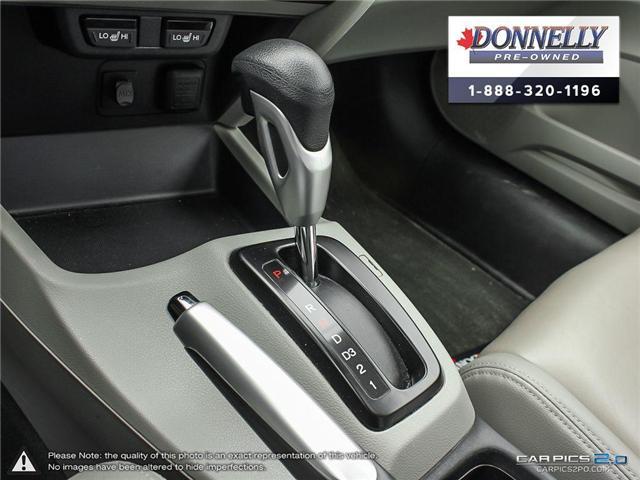 2012 Honda Civic EX-L (Stk: MUR935B) in Kanata - Image 19 of 28