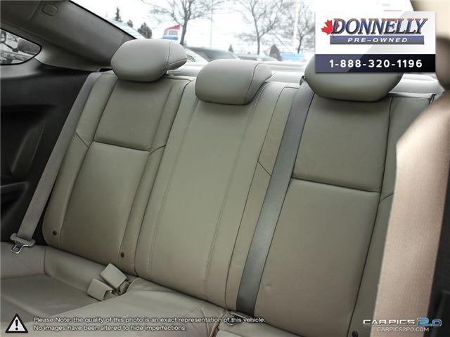 2012 Honda Civic EX-L (Stk: MUR935B) in Kanata - Image 24 of 28