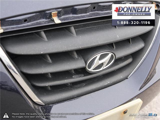 2005 Hyundai Elantra  (Stk: PBWMS19C) in Kanata - Image 8 of 28
