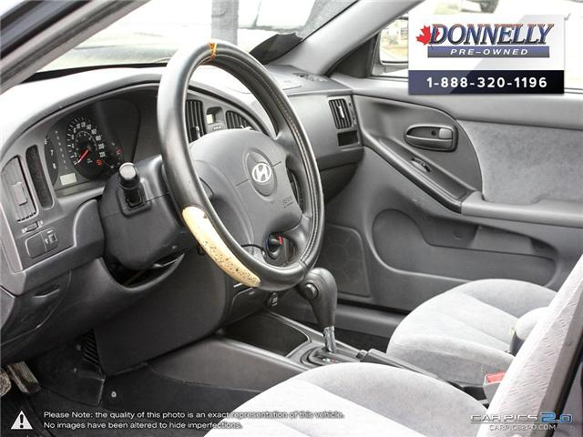 2005 Hyundai Elantra  (Stk: PBWMS19C) in Kanata - Image 13 of 28