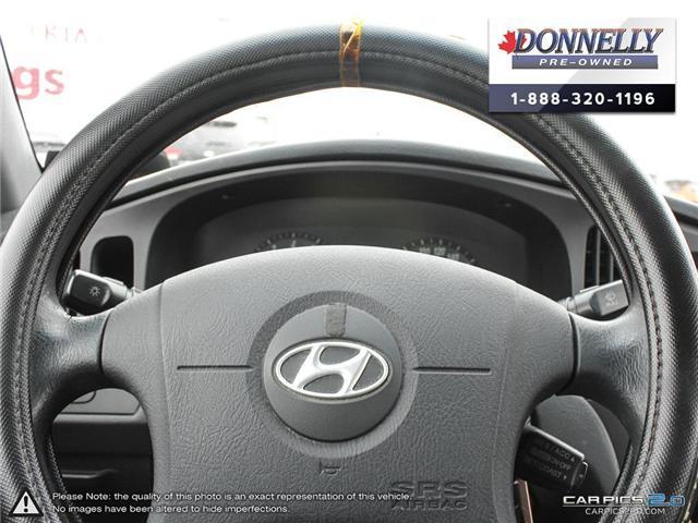 2005 Hyundai Elantra  (Stk: PBWMS19C) in Kanata - Image 14 of 28