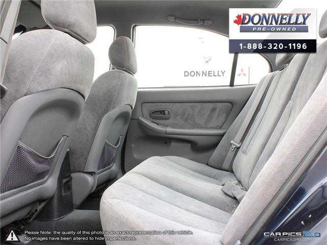 2005 Hyundai Elantra  (Stk: PBWMS19C) in Kanata - Image 24 of 28