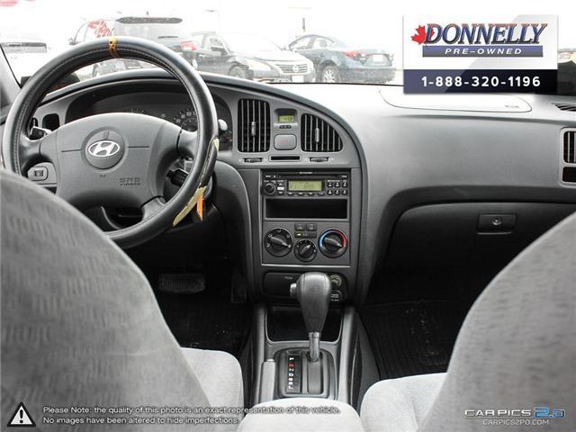 2005 Hyundai Elantra  (Stk: PBWMS19C) in Kanata - Image 25 of 28