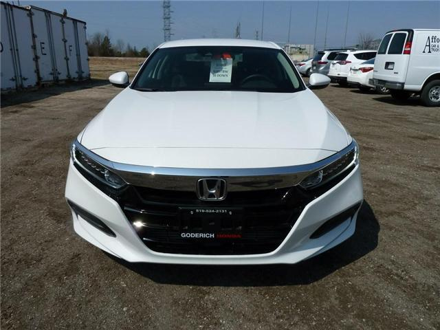 2018 Honda Accord LX (Stk: N11518) in Goderich - Image 2 of 10