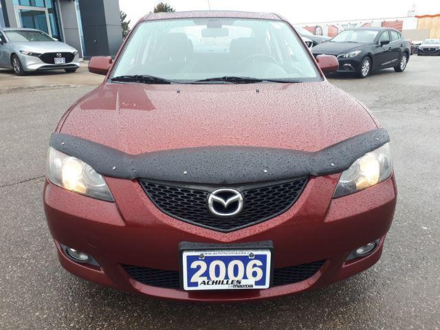 2006 Mazda Mazda3 GS (Stk: B6210A) in Milton - Image 5 of 11