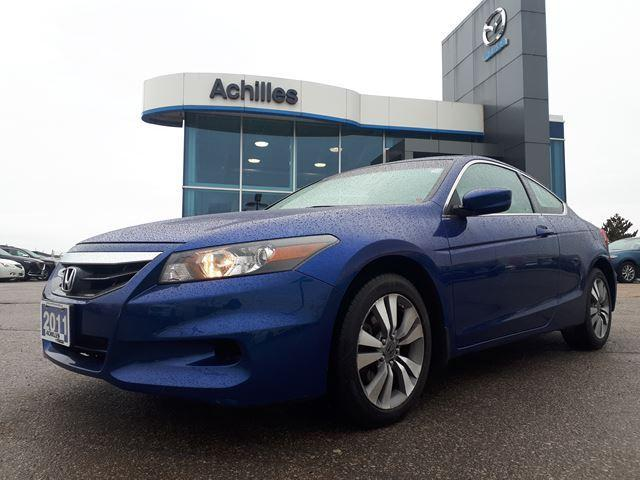 2011 Honda Accord EX-L (Stk: P5904A) in Milton - Image 1 of 11