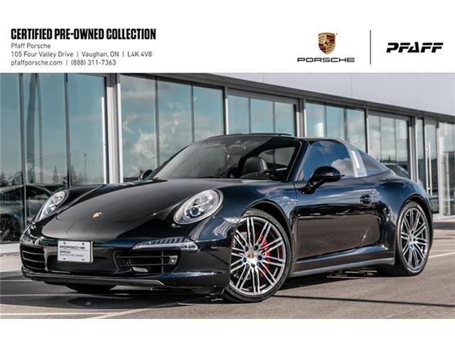 2016 Porsche 911 Targa 4S (Stk: U7546) in Vaughan - Image 1 of 13