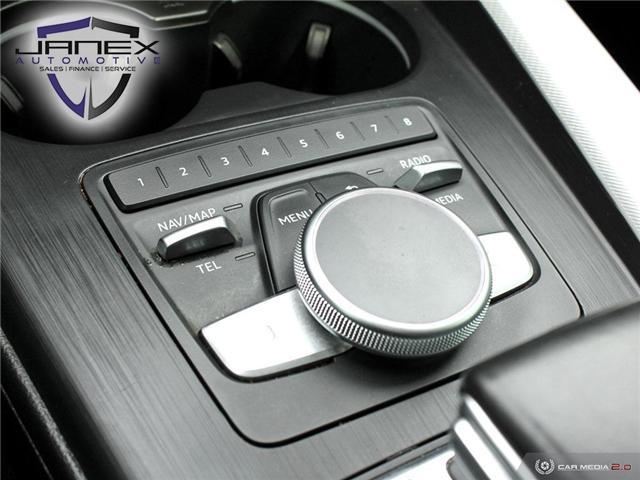 2017 Audi A4 2.0T Progressiv (Stk: 19101) in Ottawa - Image 24 of 27