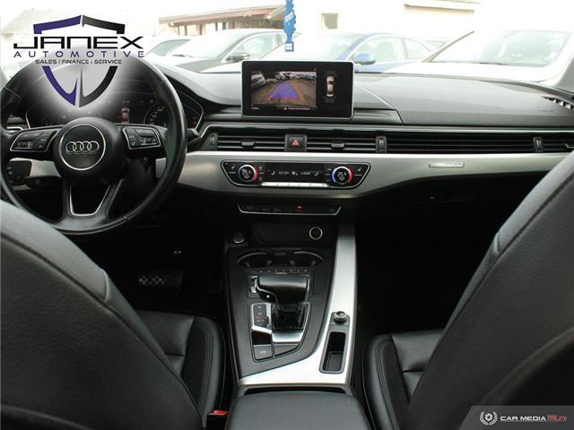 2017 Audi A4 2.0T Progressiv (Stk: 19101) in Ottawa - Image 27 of 27