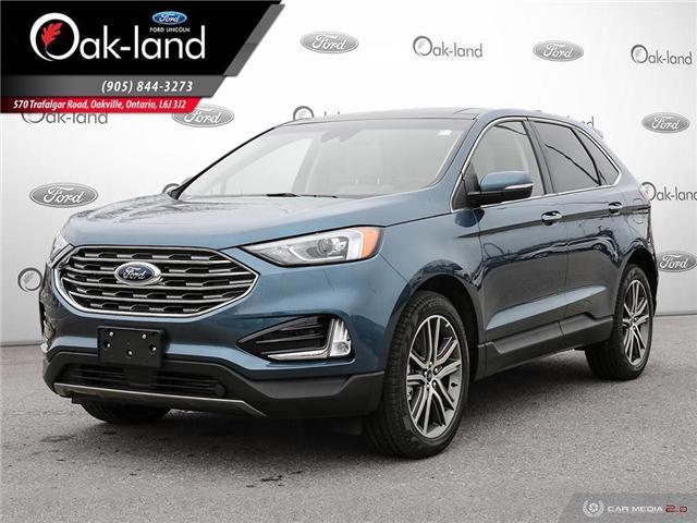 2019 Ford Edge Titanium (Stk: 9D029) in Oakville - Image 1 of 25