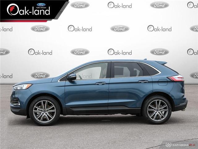 2019 Ford Edge Titanium (Stk: 9D029) in Oakville - Image 2 of 25