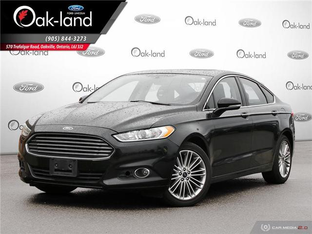 2016 Ford Fusion SE (Stk: R3384A) in Oakville - Image 1 of 26