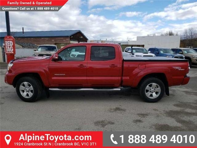 2013 Toyota Tacoma V6 (Stk: X040883B) in Cranbrook - Image 2 of 17