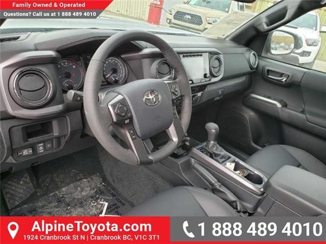 2019 Toyota Tacoma SR5 V6 (Stk: X043213) in Cranbrook - Image 9 of 16