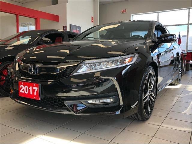 2017 Honda Accord Touring (Stk: 7795P) in Scarborough - Image 1 of 23