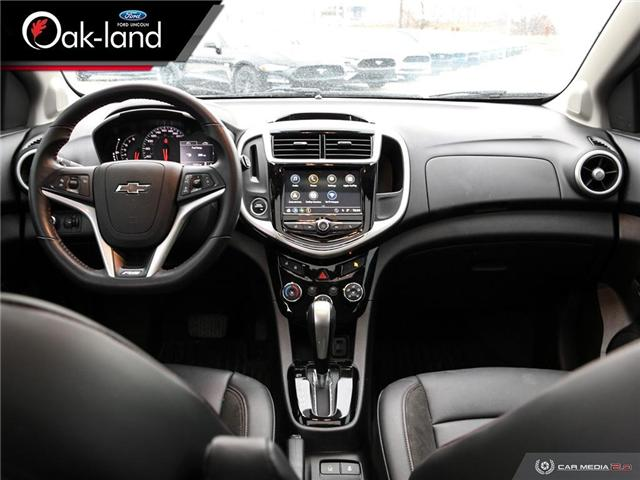 2018 Chevrolet Sonic Premier Auto (Stk: A3083A) in Oakville - Image 25 of 27