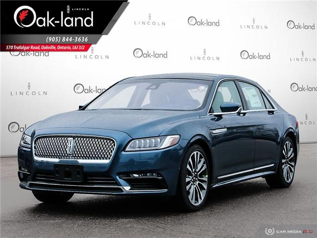 2019 Lincoln Continental Reserve (Stk: 9L012) in Oakville - Image 1 of 22