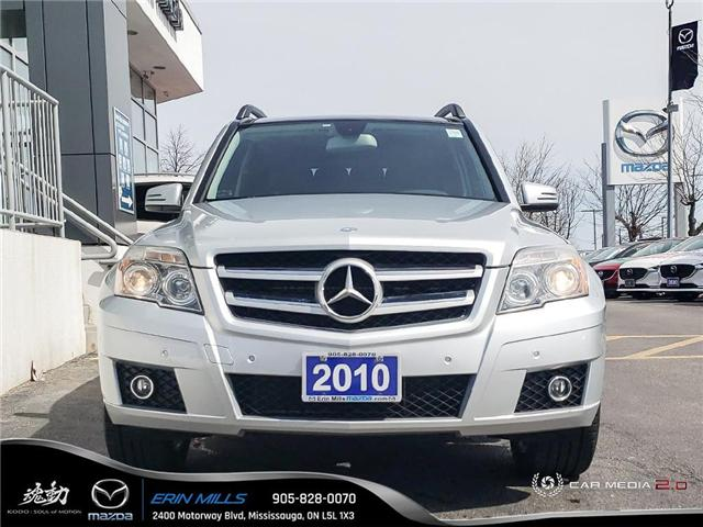 2010 Mercedes-Benz Glk-Class Base (Stk: 19-0126A) in Mississauga - Image 2 of 19