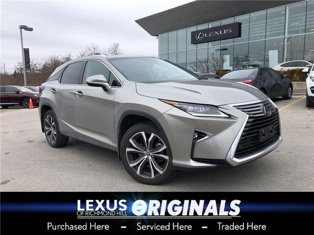 2018 Lexus RX 350 Base (Stk: OR11977G) in Richmond Hill - Image 1 of 24