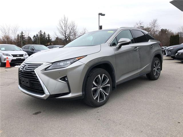 2018 Lexus RX 350 Base (Stk: OR11977G) in Richmond Hill - Image 7 of 24