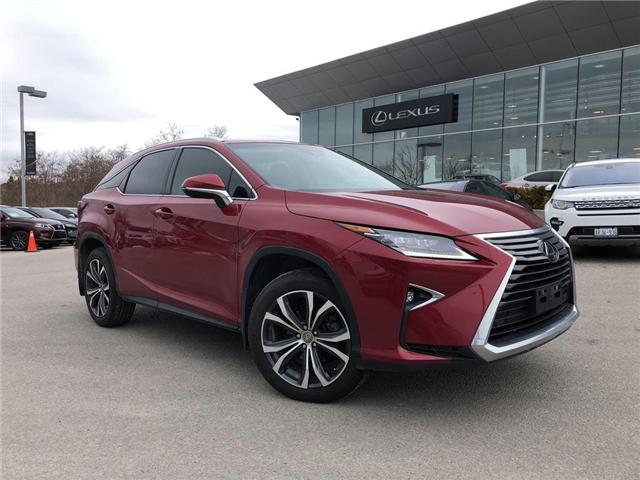 2017 Lexus RX 350 Base (Stk: 11961G) in Richmond Hill - Image 1 of 24