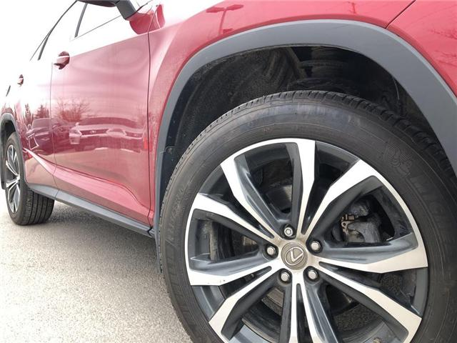 2017 Lexus RX 350 Base (Stk: 11961G) in Richmond Hill - Image 9 of 24