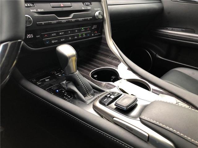 2017 Lexus RX 350 Base (Stk: 11961G) in Richmond Hill - Image 17 of 24