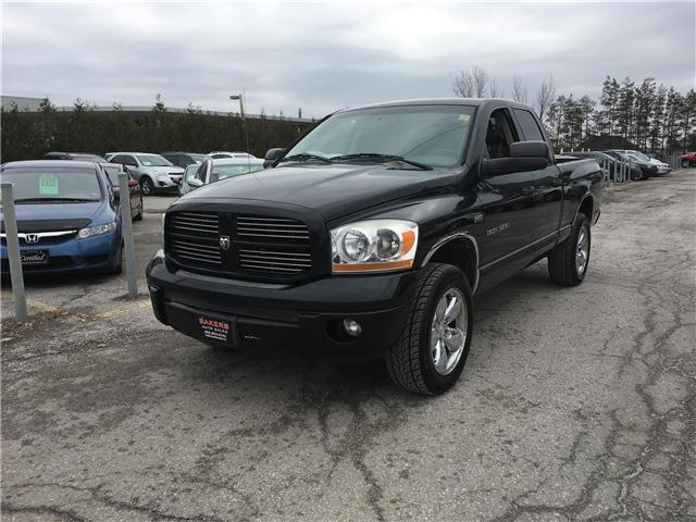 2006 Dodge Ram 1500 TRX4 Off Road Quad Cab 4WD (Stk: P3617A) in Newmarket - Image 1 of 18