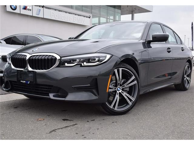 2019 BMW 330i xDrive (Stk: 9J82440) in Brampton - Image 1 of 12