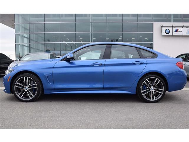 2019 BMW 440i xDrive Gran Coupe  (Stk: 9M76665) in Brampton - Image 2 of 12