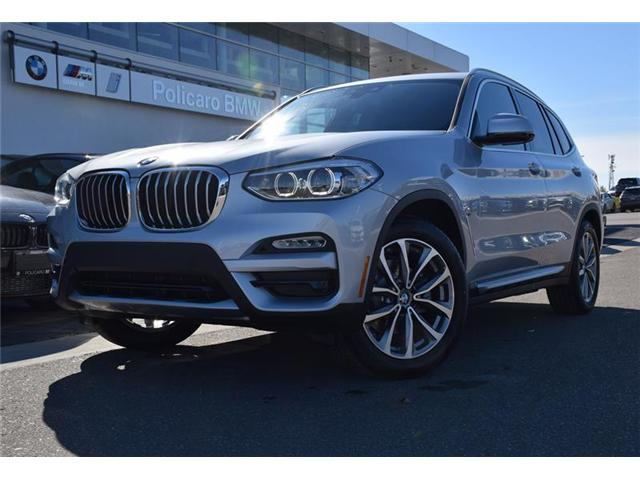 2019 BMW X3 xDrive30i (Stk: 9E12698) in Brampton - Image 1 of 12