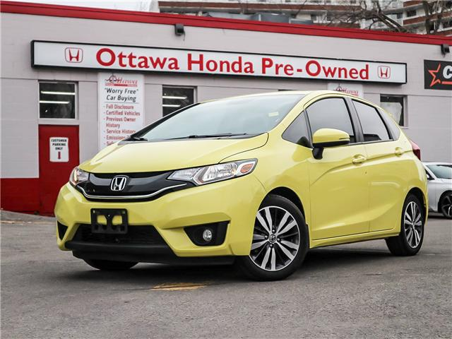 2016 Honda Fit EX-L Navi (Stk: H7533-0) in Ottawa - Image 1 of 25