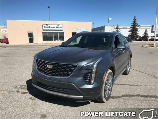 2019 Cadillac XT4 Premium Luxury (Stk: F184294) in Newmarket - Image 1 of 20