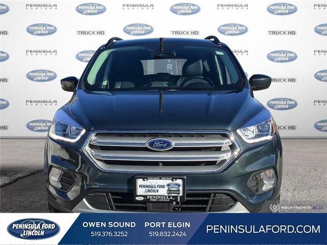 2019 Ford Escape SEL (Stk: 19ES38) in Owen Sound - Image 2 of 24