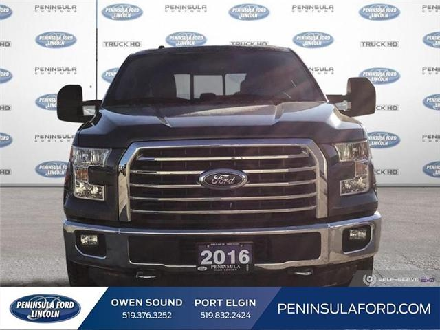 2016 Ford F-150 XLT (Stk: 1727) in Owen Sound - Image 2 of 25
