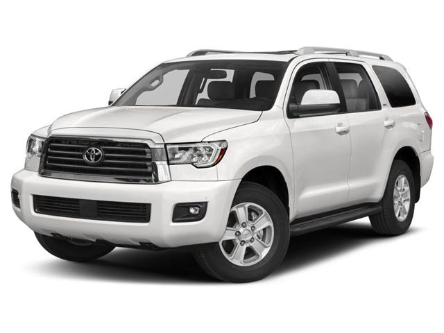 2019 Toyota Sequoia SR5 5.7L V8 (Stk: 2900825) in Calgary - Image 1 of 9