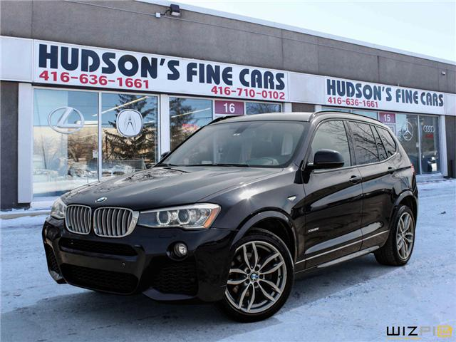 2015 BMW X3 xDrive28i (Stk: 55706) in Toronto - Image 1 of 30