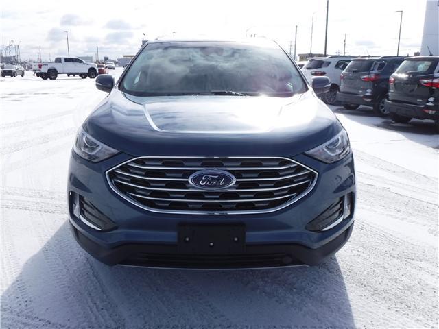 2019 Ford Edge SEL (Stk: 19-165) in Kapuskasing - Image 2 of 11