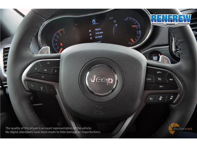 2019 Jeep Grand Cherokee Limited (Stk: K171) in Renfrew - Image 11 of 20
